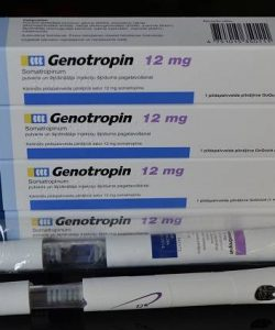 Genotropin Cartridge 12mg 36IU Pfizer