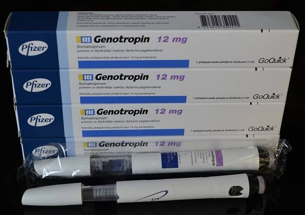 Genotropin Cartridge 12mg 36iu Pfizer Buy Human Growth Hormones