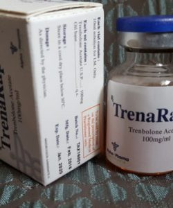 Buy Trenarapid Tren Acetate 100 Mg 10 AMPS