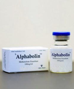 alphabolin methenolone enanthate 100mg
